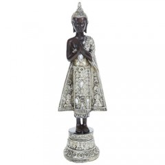 Thai Buddha Standing 24cm Small Statue Ornament